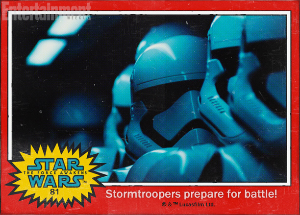 #81 — Stormtroopers prepare for battle