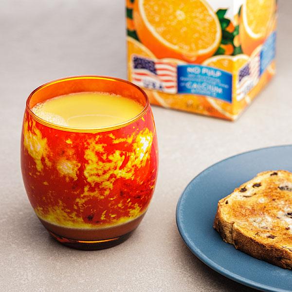 Sunshine and Orange Juice