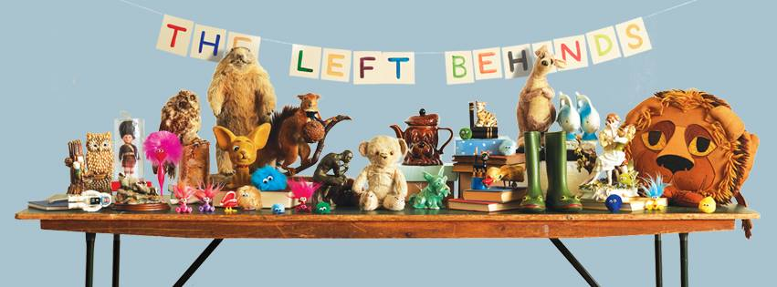 Touching Freeview UK Television Ad Features Unsold Toys Coming to Life and Singing 'I Want to Know What Love Is'