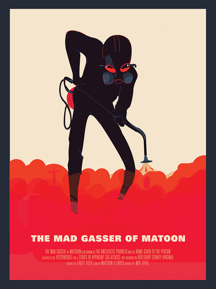 The Mad Gasser of Matoon