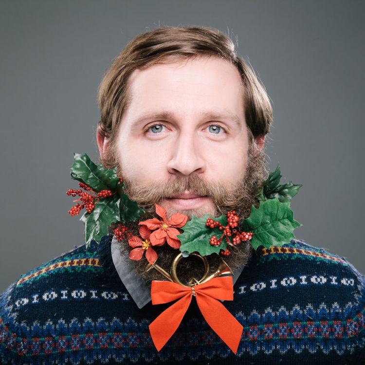 The Twelve Beards of Christmas by Stephanie Jarstad