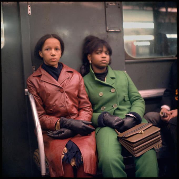 Underground 1966 Danny Lyon S Previously Unseen Color