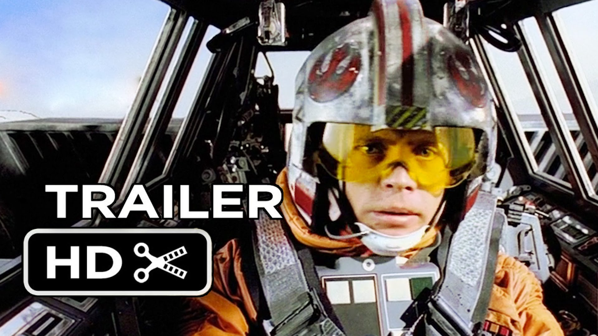 A Shot-for-Shot Remake of the Star Wars: The Force Awakens Trailer Using Only Original Trilogy Footage