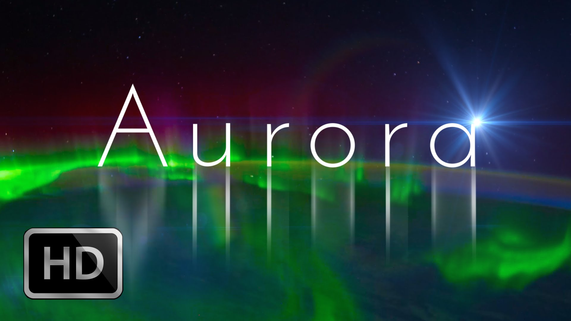 A Stunning Time-Lapse Video Showcasing Auroras as Seen From the International Space Station
