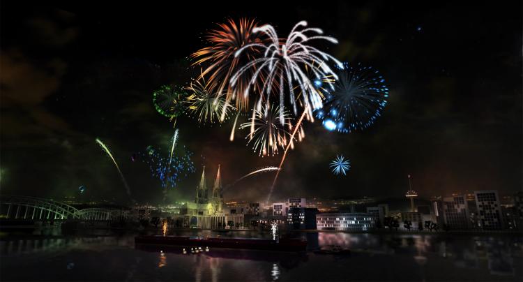 Firesworks Simulator