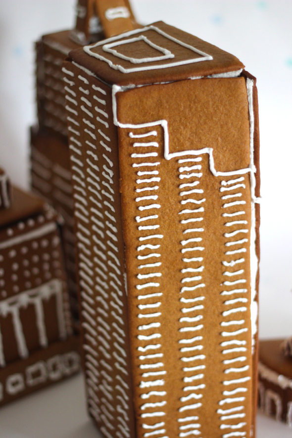 Gingerbread Portland