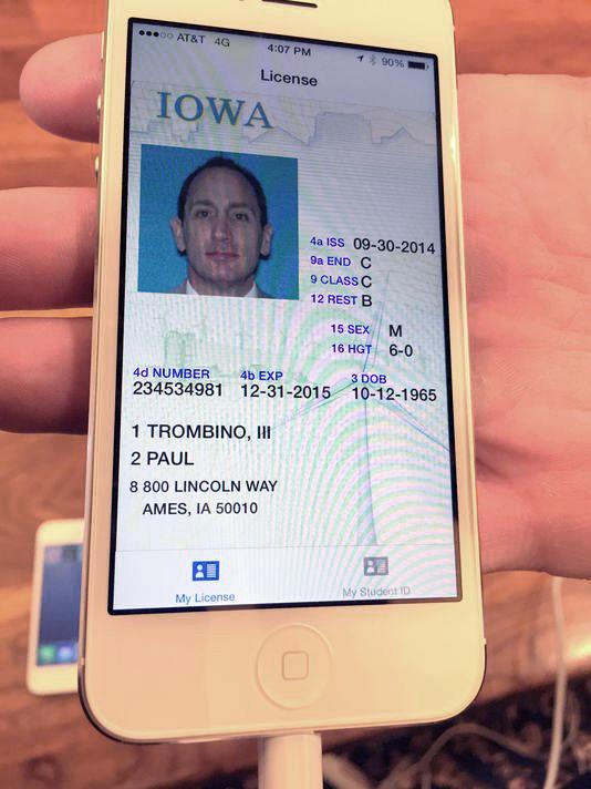 Iowa License