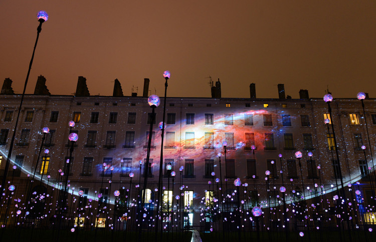 2014 Lyon Festival of Lights