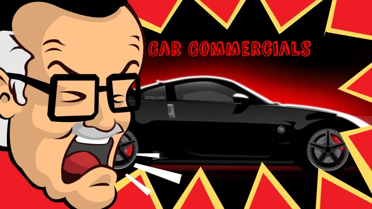 Legendary Comic Creator Stan Lee Rants About Obvious Car Commercials That Only Show The Vehicles Driving Around