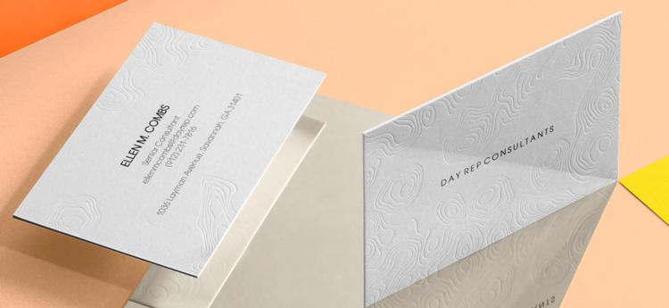 Letterpress Business Cards By Moo