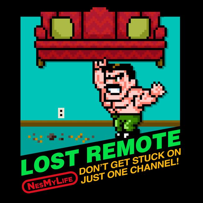 Lost Remote