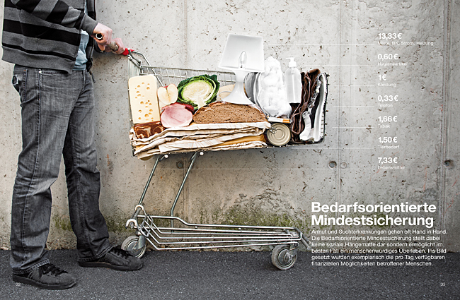 Photographic Infographics by Marion Luttenberger