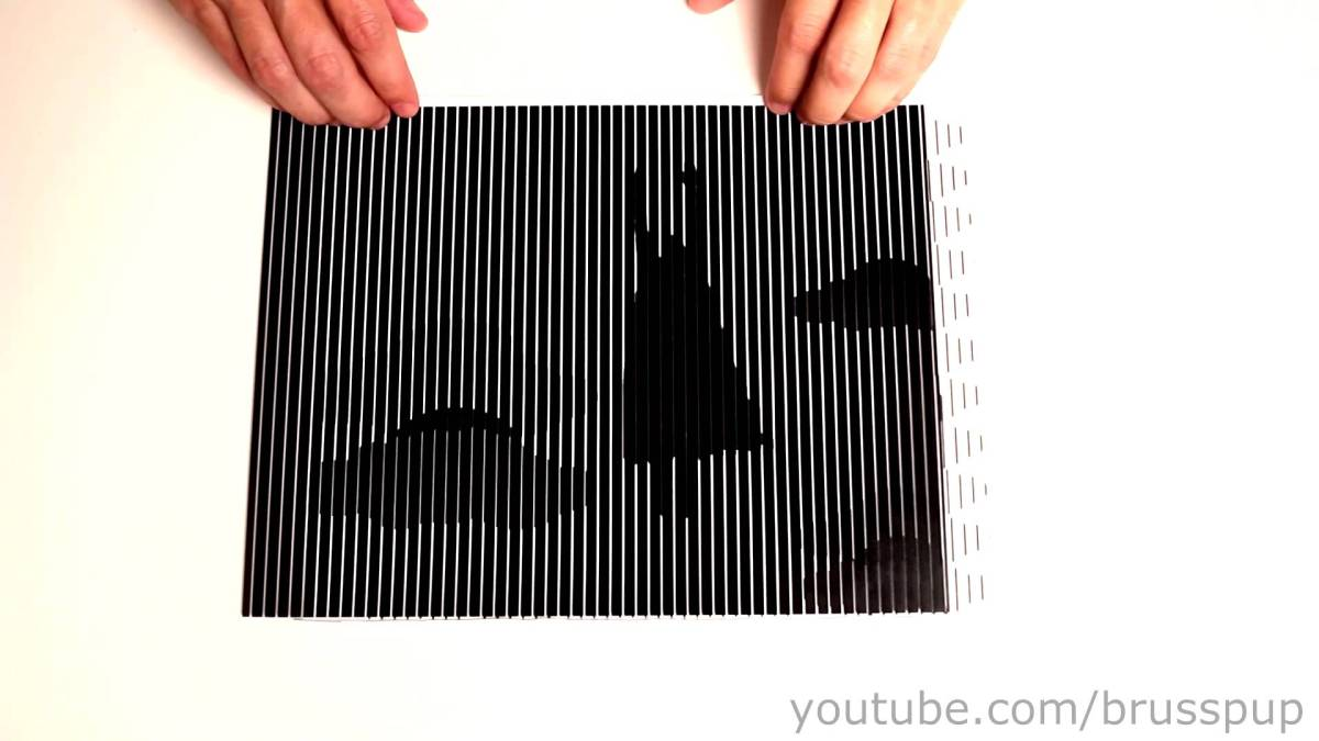 More fantastic animated optical illusions by brusspup for Animated optical illusions template