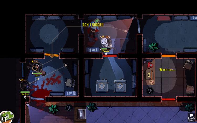 The Masterplan Video Game