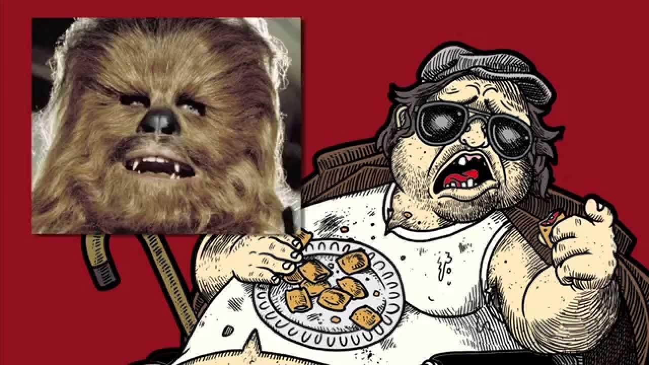 . Plinkett & Rich Evans of Red Letter Media React to the 'Star Wars ...