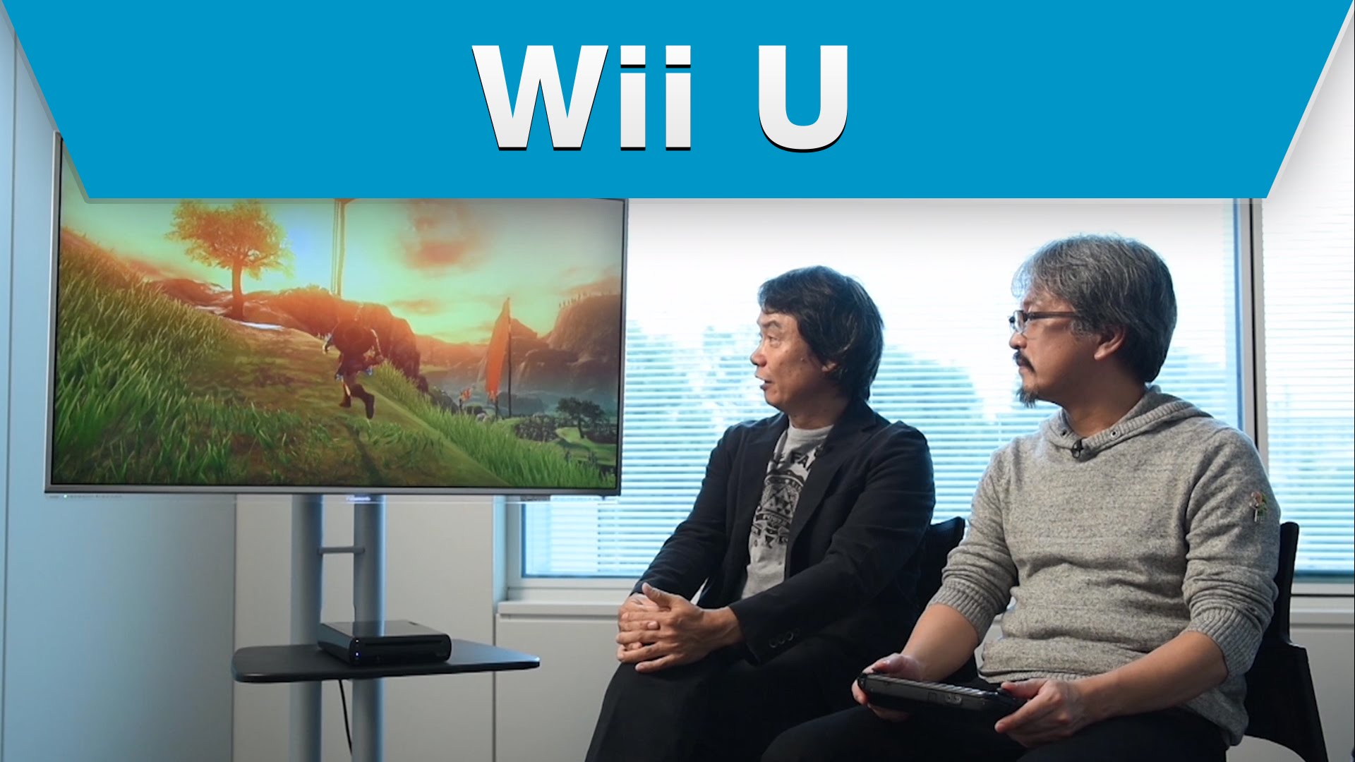 Nintendo Releases a Look at the Gameplay in the Upcoming 'The Legend of Zelda' Video Game for the Wii U