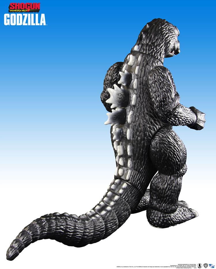 A Retro Shogun Warriors Godzilla Action Figure Made To