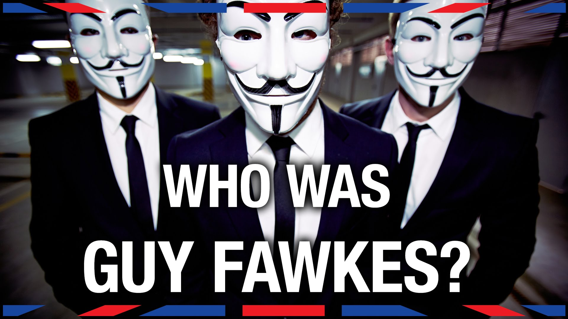 Siobhan Thompson Explains the Significance of Guy Fawkes and the Mask Made in His Image