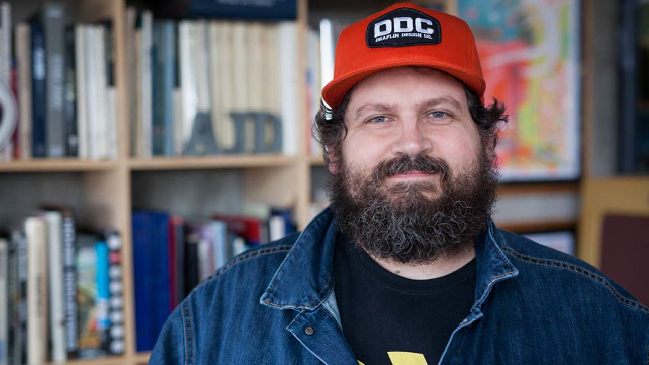 Graphic Designer Aaron Draplin Shows How to Create a Professional Logo in 15 Minutes