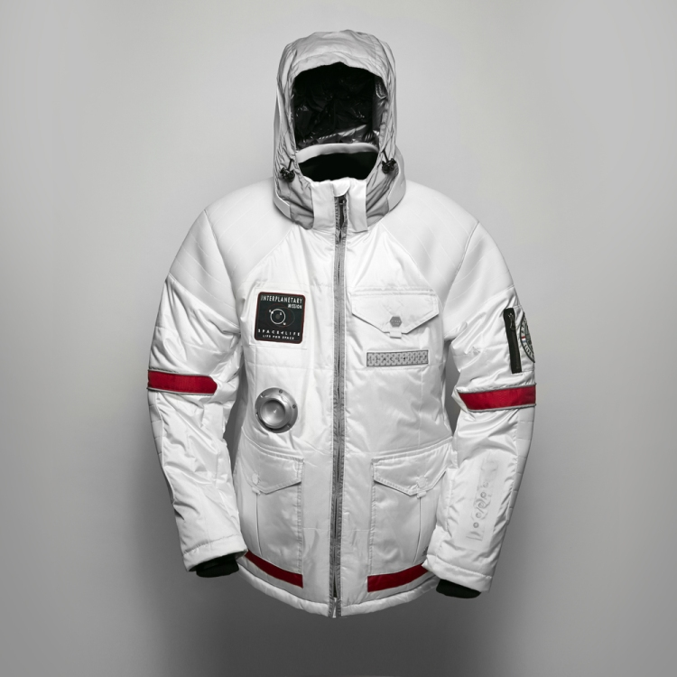 The SPACELIFE Jacket, A High-End Jacket Designed After Classic Spacesuits