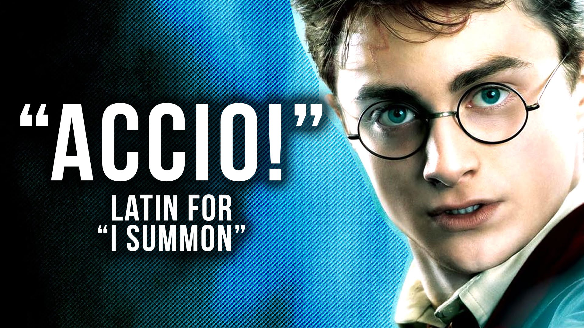 The Real Meaning Behind Spell Names Featured in the 'Harry Potter' Films and Fantasy Novels by J. K. Rowling