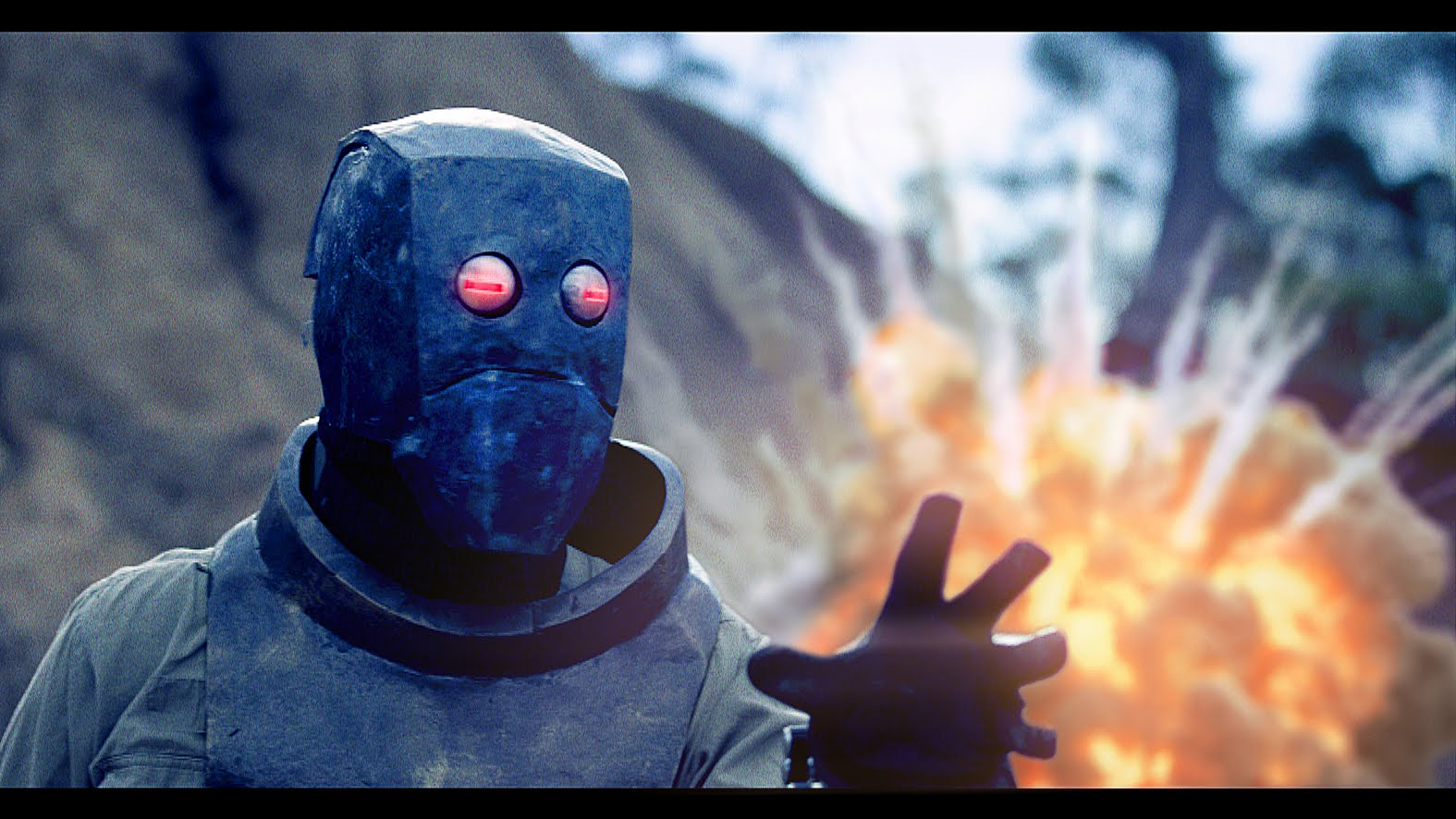 Time Trap, A Sci-Fi Comedy Short Film About a Time-Traveling Alien With a Broken Spaceship