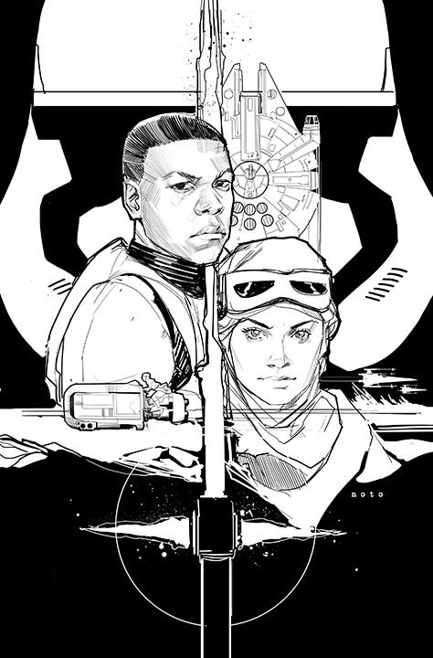 STAR WARS- EPISODE VII: The Force Awakens