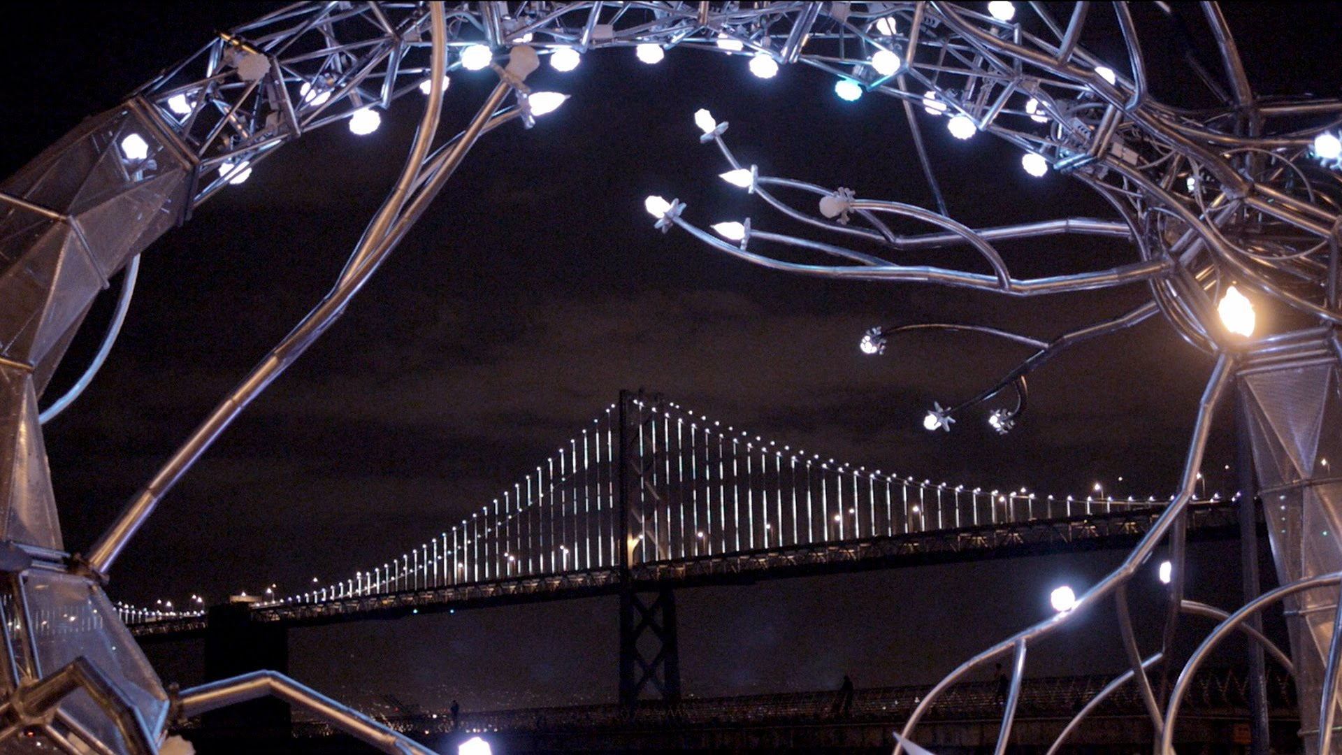 With New Light Installations San Francisco Is Quickly Becoming a Destination for Illuminated Art