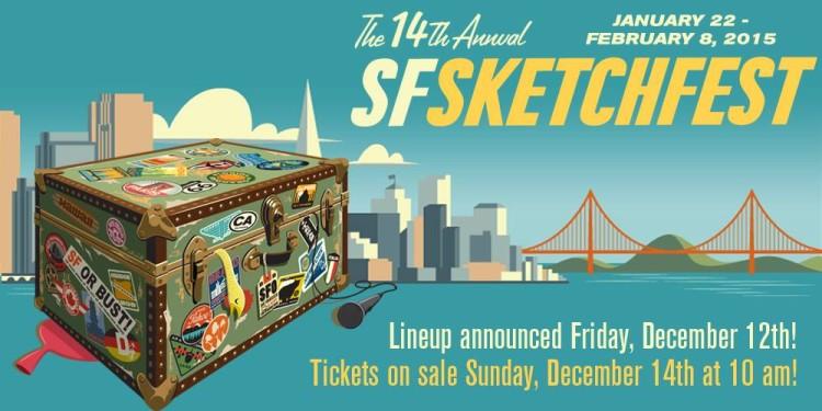 14th Annual SF Sketchfest