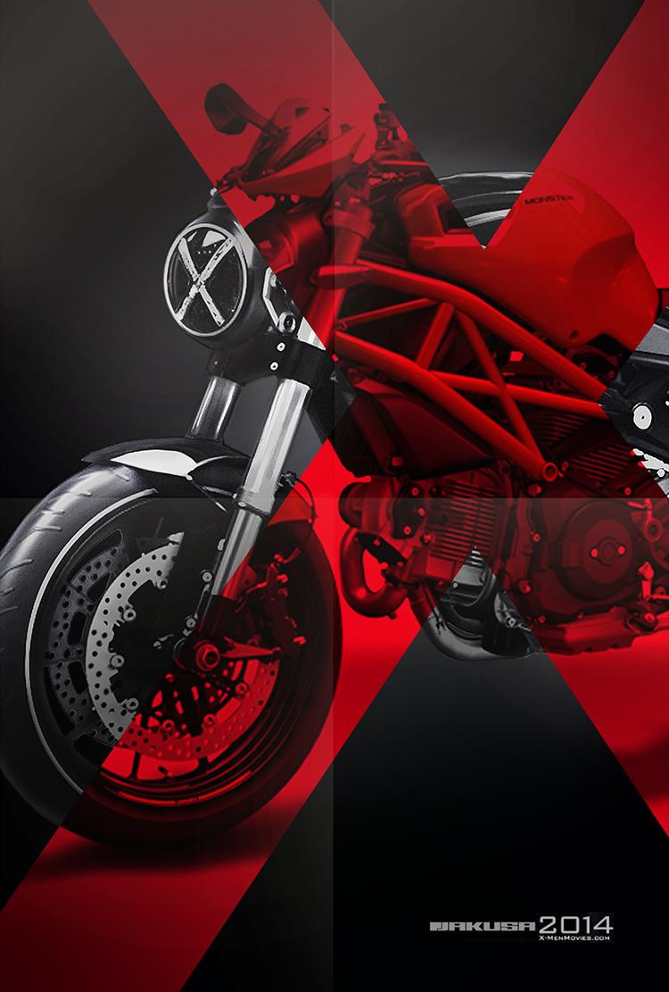 X-Men Motorcycle