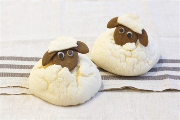 Year of the Sheep Bread