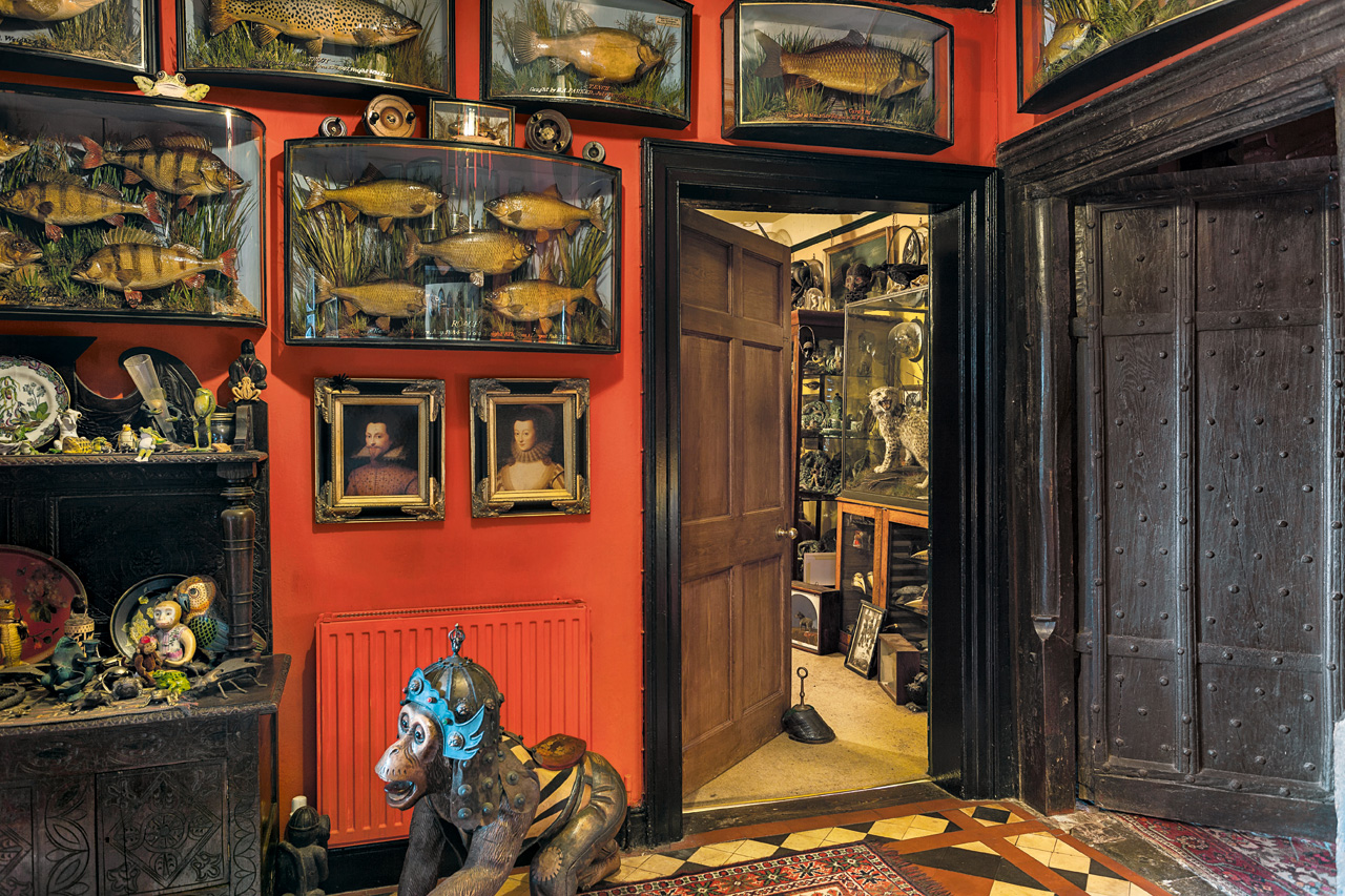 The Viktor Wynd Museum Of Curiosities A Collection Of