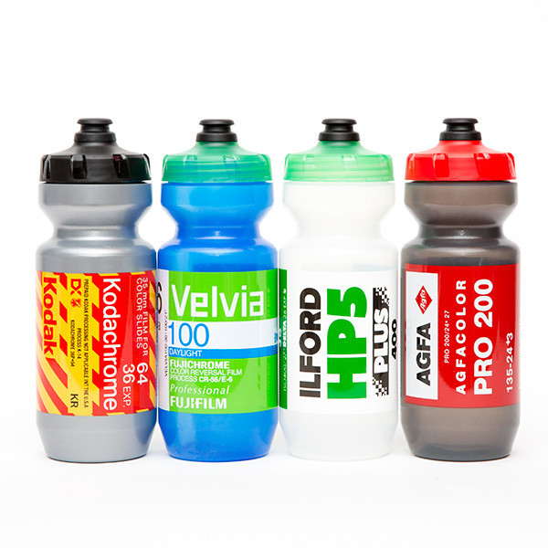 35mm Film Roll Water Bottles