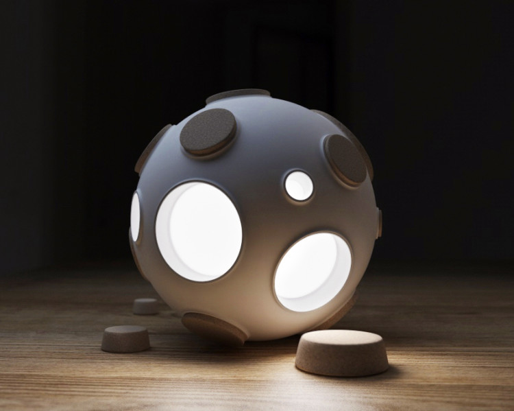 Armstrong Moon Lamp