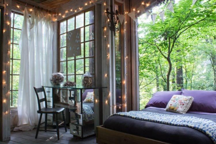 Fairy Tale Treehouse in Atlanta Georgia