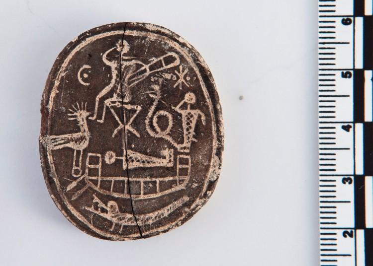 Amulet Side 2