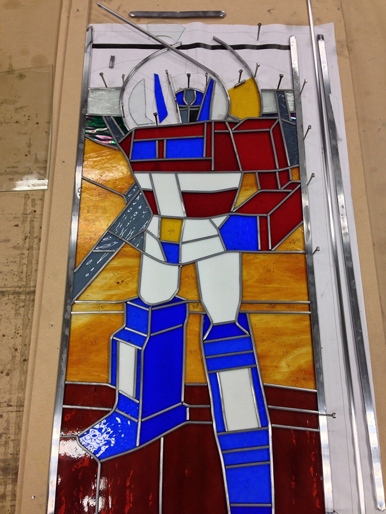 St. Optimus of Prime