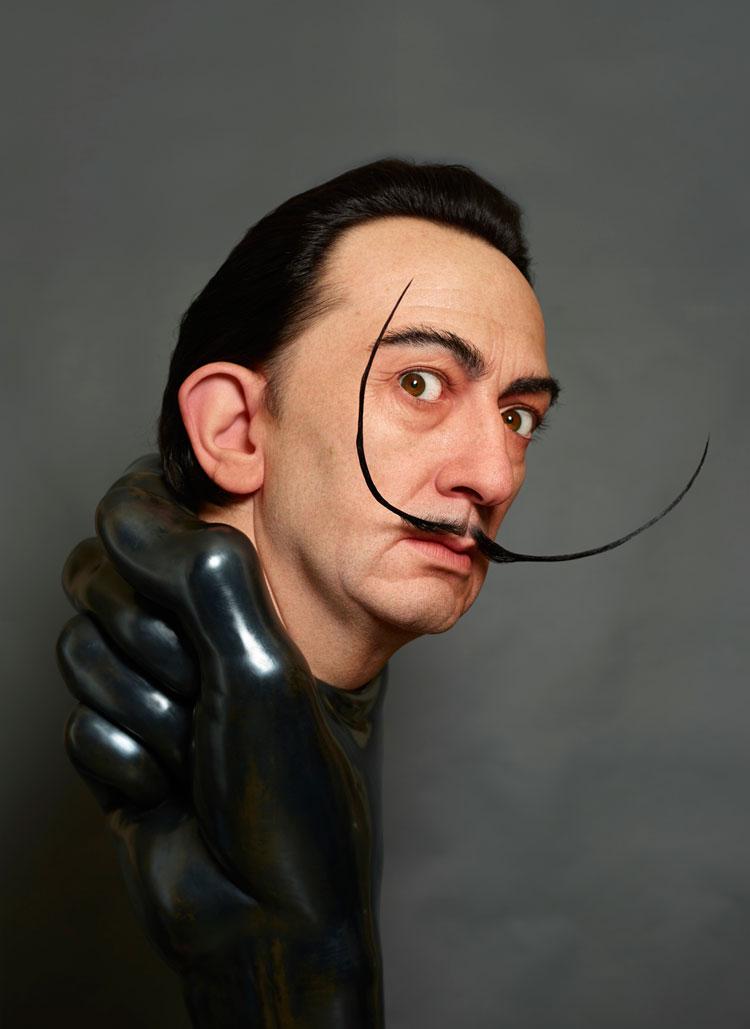 Hyperrealistic Portrait Sculptures by Kazuhiro Tsuji