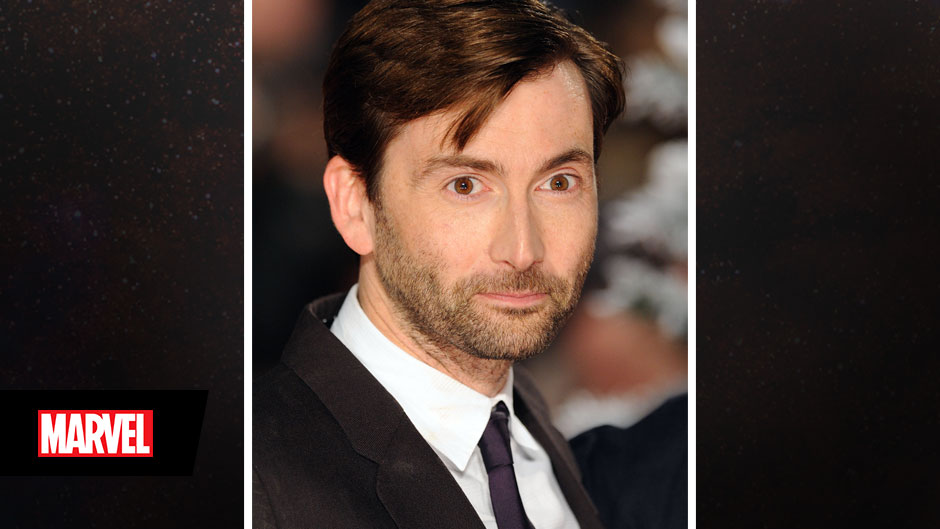 David Tennant Joins the Cast of 'Marvel's A.K.A. Jessica Jones', A New Netflix Series Premiering In 2015