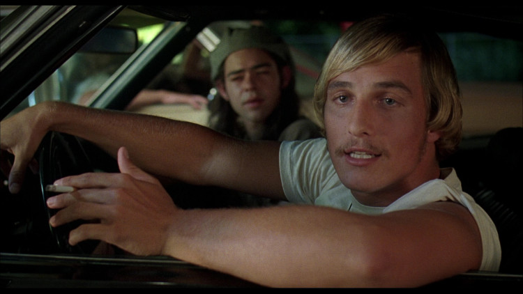 Dazed and Confused Car