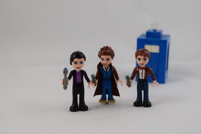 Doctor Who 9 through 11