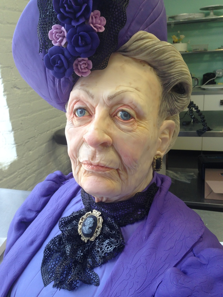 Dowager Countess Fully Dressed