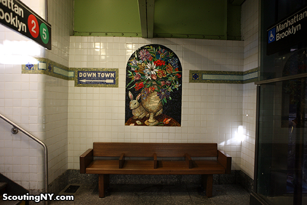 The Elegant Beauty of New York City's East 180th Street Elevated Subway Station in the Bronx