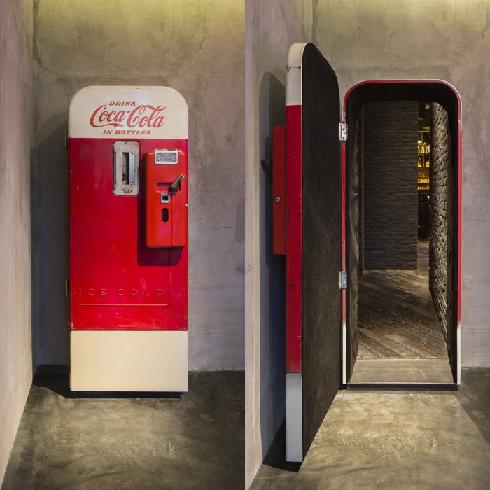 FLASK - Coke Machine