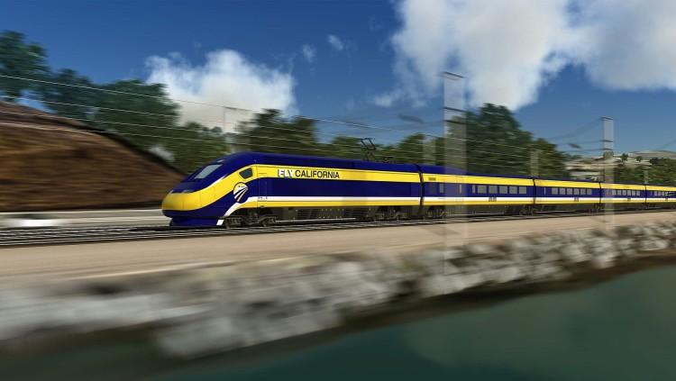 California Begins Construction of High Speed Rail