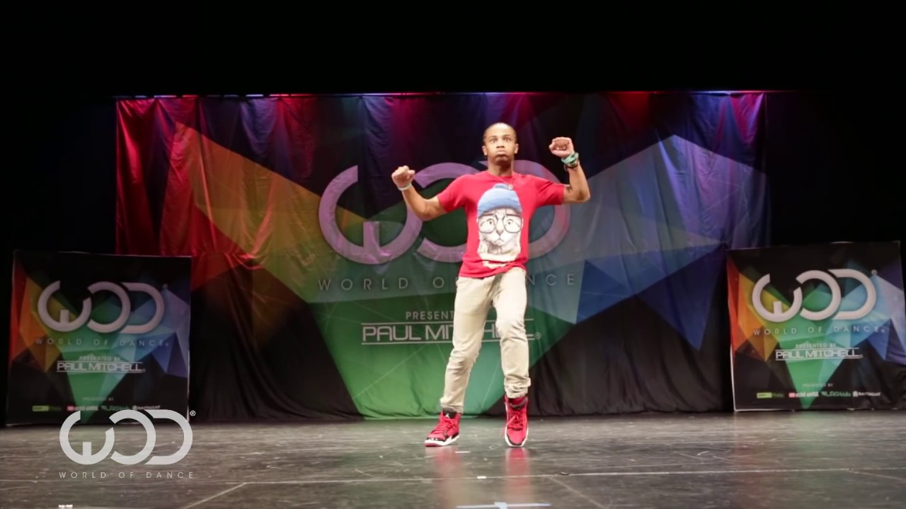 Dancer Fik-Shun Moves Like a Glitchy Dance Robot