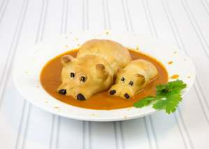 Hippo and baby Soup