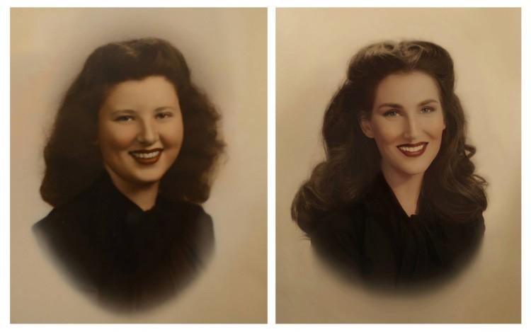 Mildred (born 1928) Grandmother