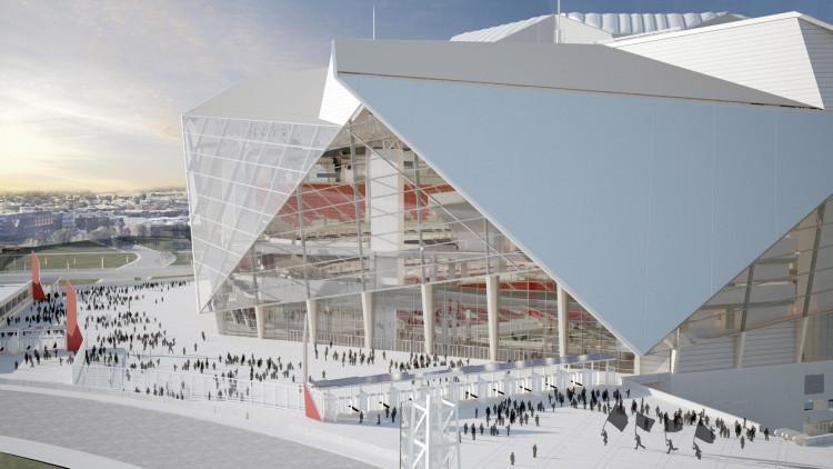 New Atlanta Stadium