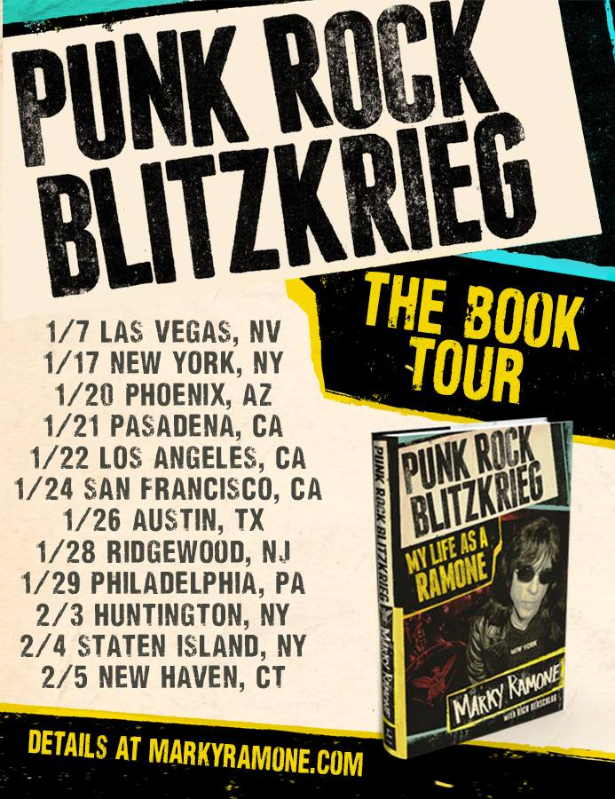 Punk Rock Blitzkrieg Book